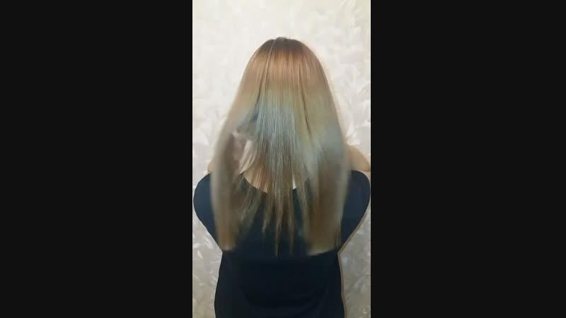 Хочешь себе здоровые красивые волосы Без химии и вреда для здоровья я тебя жду😘 Ультразвуковой утюжок для восстановления волос