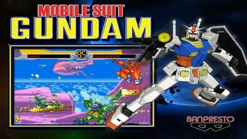 Альманах жанра файтинг - Выпуск 53 - Роботы, роботы, роботы (Gundam, Battle Rush, Schmeiser Robo)