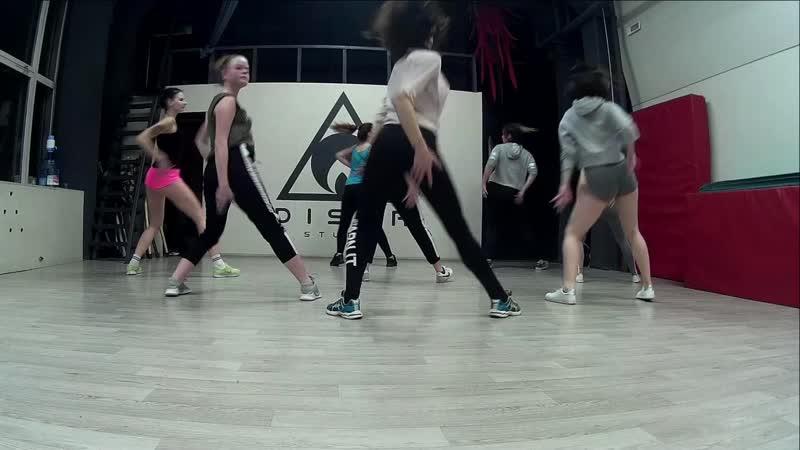 DANCEHALLTWERK | DISAR STUDIO | Учимся танцевать!