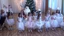 Танец снежинок на новогоднем утреннике by videosculptor
