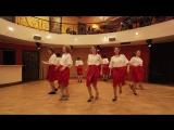 11.03.18 || STS Cabaret || Chorus line под руководством Полины Новожиловой -