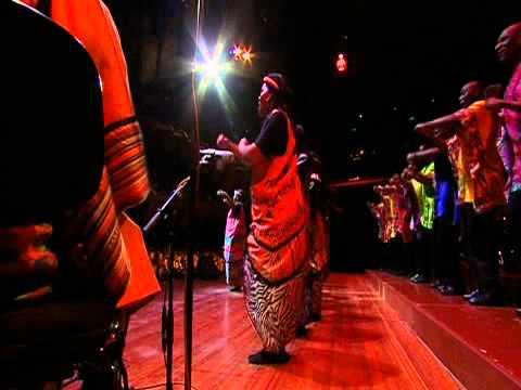 Soweto Gospel Choir - Noyana