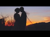 Anja+Bens Tucson Wedding Trailer