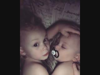 Jess and Benjamin 💕💙