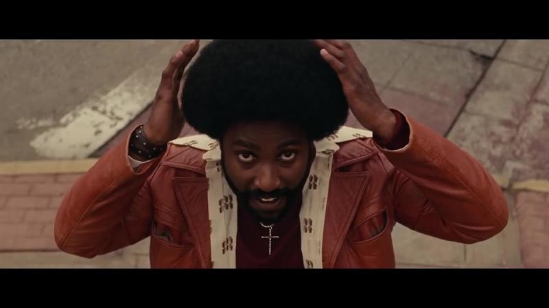 BLACKkKLANSMAN - Official Trailer / черный клановец, спайк ли