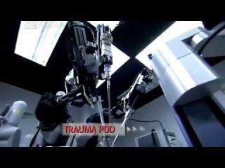 Популярная наука: будущее. (C5-6). Вооружение. Медицинский робот.