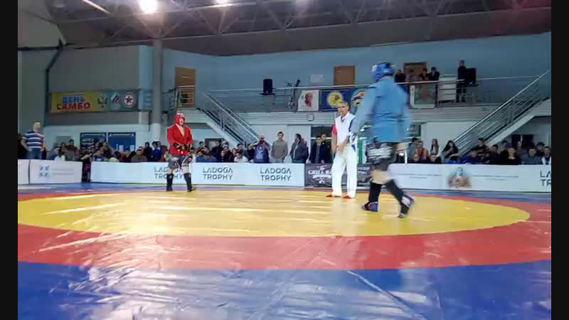 Чемпионат КО по боевому самбо