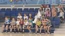 Посвящение в юных волейболистов