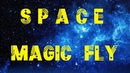 Disco 80s Space - Magic fly Волшебный полёт New sounds 2018 на синтезаторе Yamaha PSR-S970