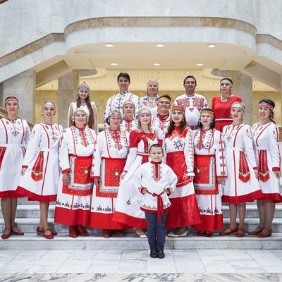 Чуваши Санкт-Петербурга-И-Ленобласти
