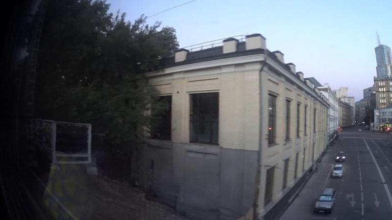 Рижская Курский вокзал