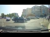 02.09.18 видео момента ДТП Хворостянского - Пионерская