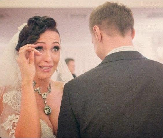Футболист сергеев фото свадьбы