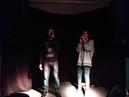 Диман Берёза Yummy Небесный эфир Live Kendrick Bar Кажэ Обойма и Щур Новосибирск 11 01 19