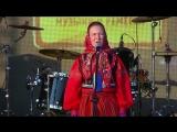 Екатерина Ноздрина (выступление на фестивале Мир Сибири)