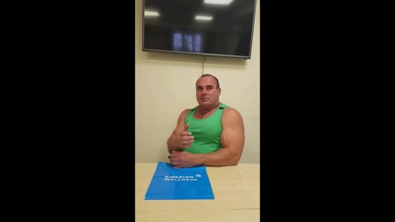 Виктор Степанов про раздельные тренировки
