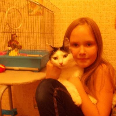 Лена Шмыкова, 17 августа 1998, Ижевск, id184385821