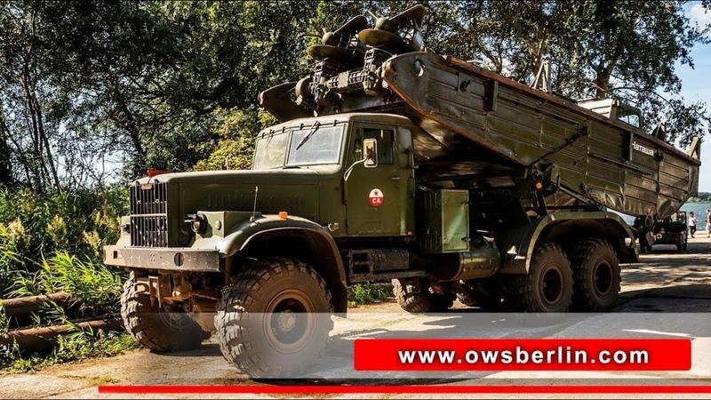 КрАЗ-255 БМК-Т. KrAZ 255B BMK-T.