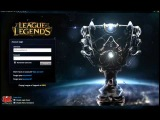 League of Legends - Warriors - 2014 World Championship - Login Screen and Music HD