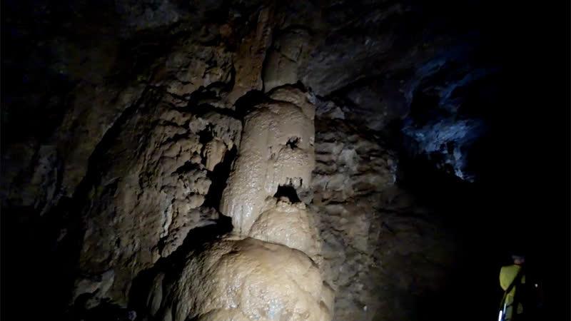 Новоафонская пещера Абхазия Анакопийская Крепость Новый Афон
