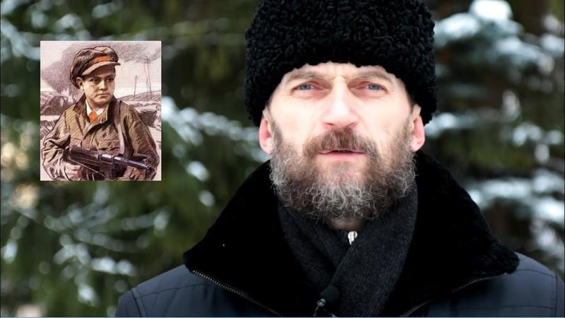 Воины духа Лёня Голиков ПВПО Александр Невский 2019 г