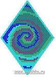 Схема фенечек из бисера - Бисероплетение для всех - фото-инструкции.