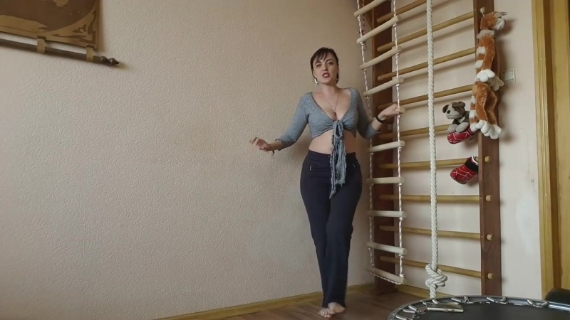 Лимфодренажный танец