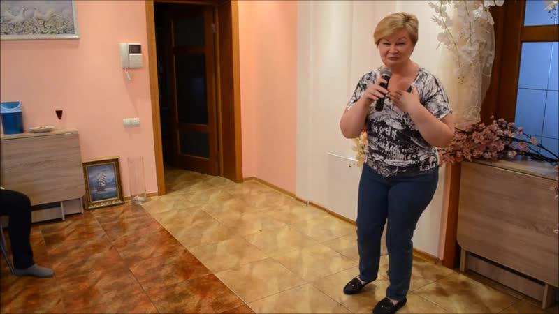 Свидетельство Елены Тайковой (Выездное служении церкви с элементами СОЗО)