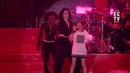 Jessie J Masterpiece ft a 10 years old girl picked from the crowd at Electric Castle Romania
