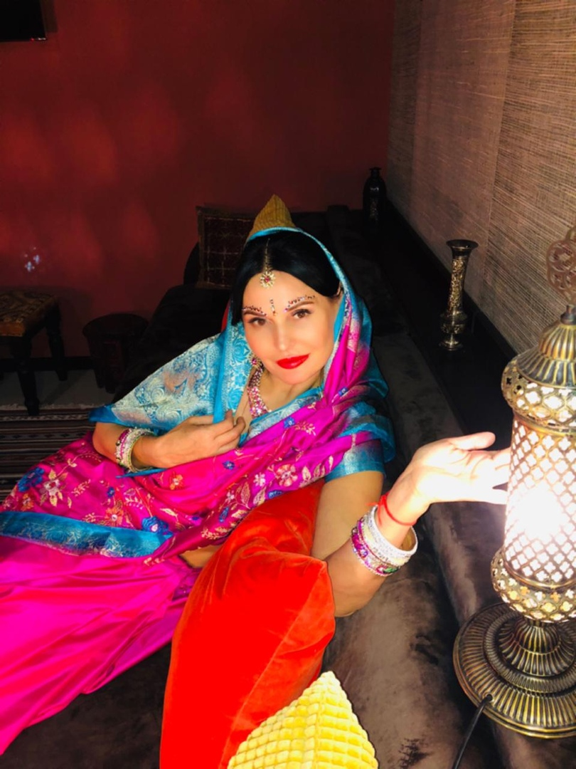 Афиша Краснодар Женские практики и фотосет в Индийских Сари