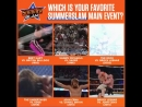 Which is your favorite SummerSlam main event