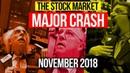 The Market Could Be Headed for a Major Crash November 2018 - David MORGAN