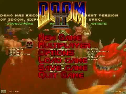 Играем в Doom: The Parody - №@ный рот этого WAD
