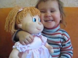Мягкая развивающая детская игрушка с mp3 плеером знает сотни сказок, стихов, басен