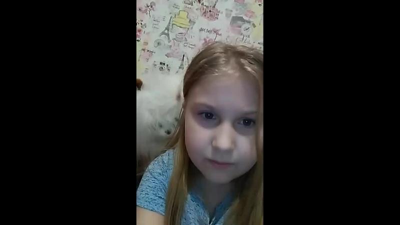 Анастасия Елизарова Live