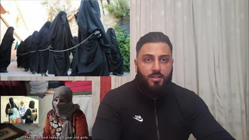 EX-MUSLIM-- Das Problem der Vergewaltigung im Islam