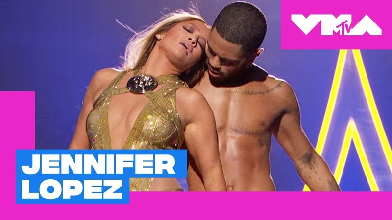 Jennifer Lopez Performs 'Get On The Floor', 'Love Don't Cost A Thing' More | 2018 MTV VMAs