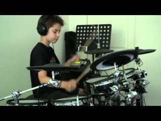 James Arthur - Impossible (Mathieu Drum Cover)