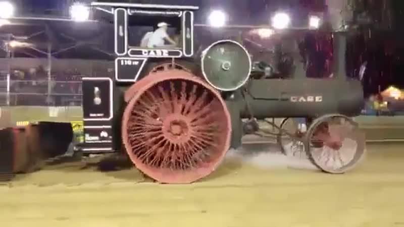Этому трактору 110 лет 'njve nhfrnjhe 110 ktn