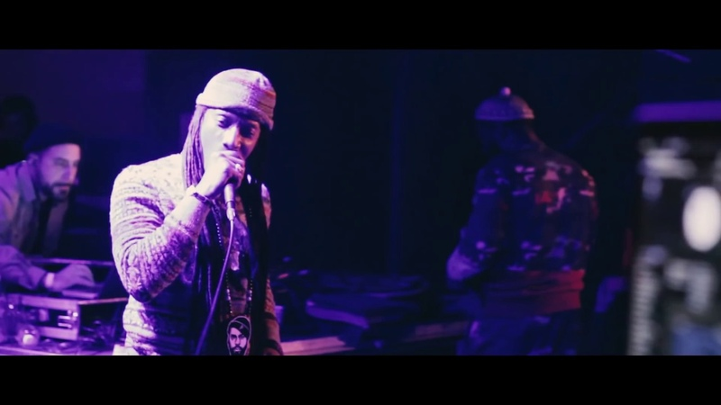 Smif N Wessun - Stand Strong Live w/ Champion Sound in Prague