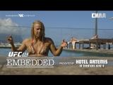 UFC 224 Embedded  Vlog Series - Episode 2