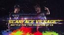 Sage vs Scarface SHOW BATTLES KRUMP SIDE 2018