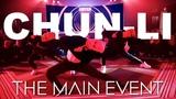 Chun Li - Nicki Minaj The Main Event Tricia Miranda Experience with The Entourage ft Kaycee Rice