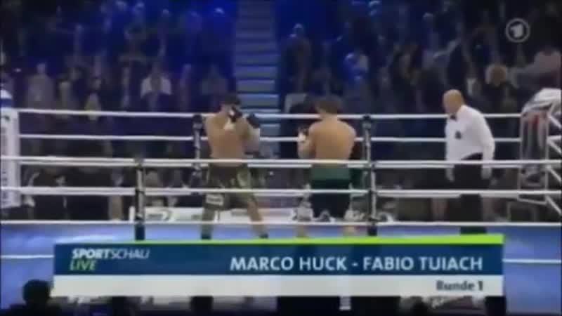 Марко Хук - Фабио Тьюрах