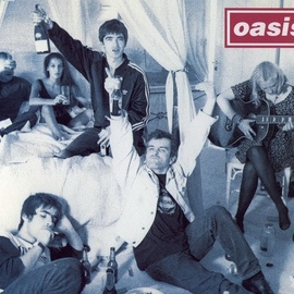 Oasis альбом Cigarettes And Alcohol