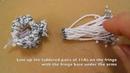 DIY Beading How To Make Ice Crystal Tassel MGS Designs