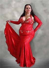 Платье Для Восточног Танца