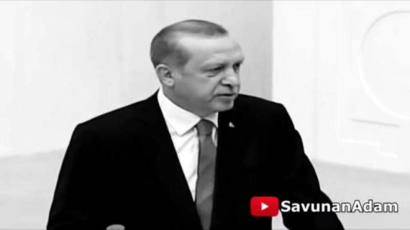 Erdoğan, Mecliste Avrupa Birliğine RESTİ ÇEKTİ (ARTIK SİZE İHTİYACIMIZ YOK)