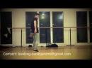 "Daniel Jerome Choreography - ""Sweet Love"" by Chris Brown"