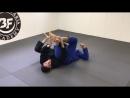Aaron Benzrihem - Calf Lock From Reverse Half Guard